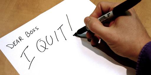 blog-quit job